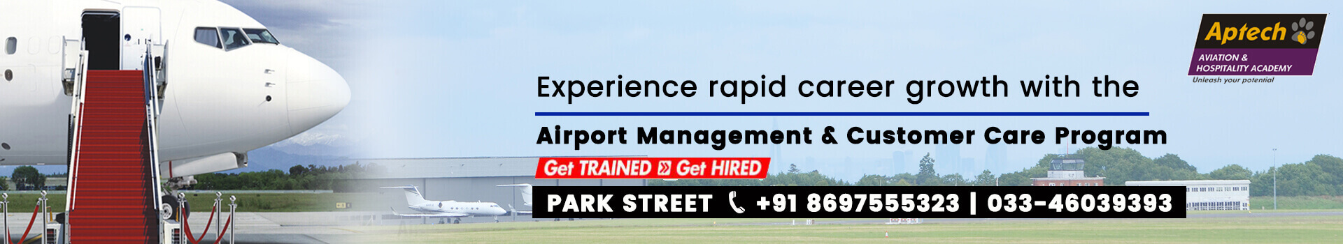 Airport Management course in kolkata