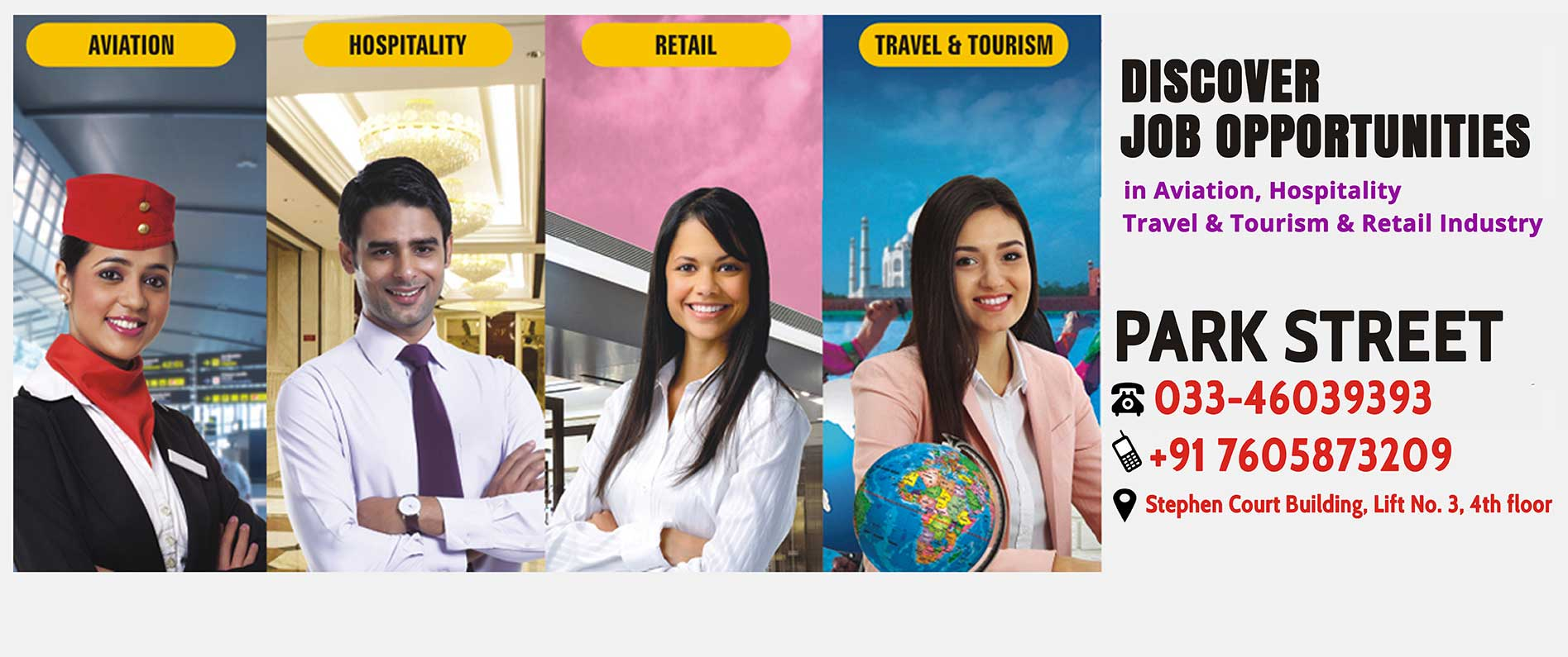 Best Travel and tourism institute in kolkata