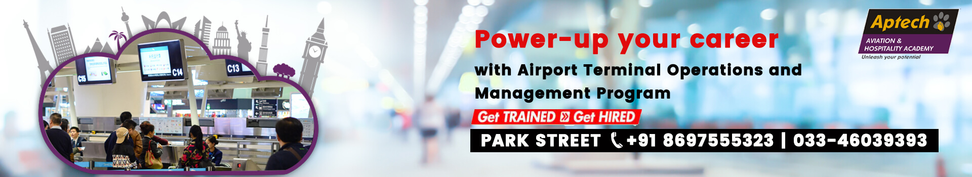 Best airport operation management course in kolkata
